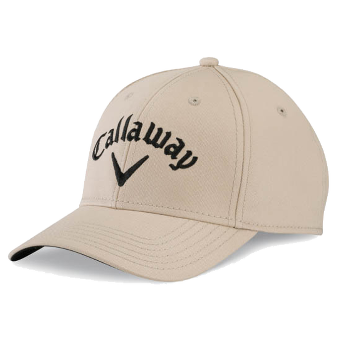 Side Crested Structured Cap