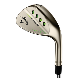 MD3 Milled Gold Nickel Wedges
