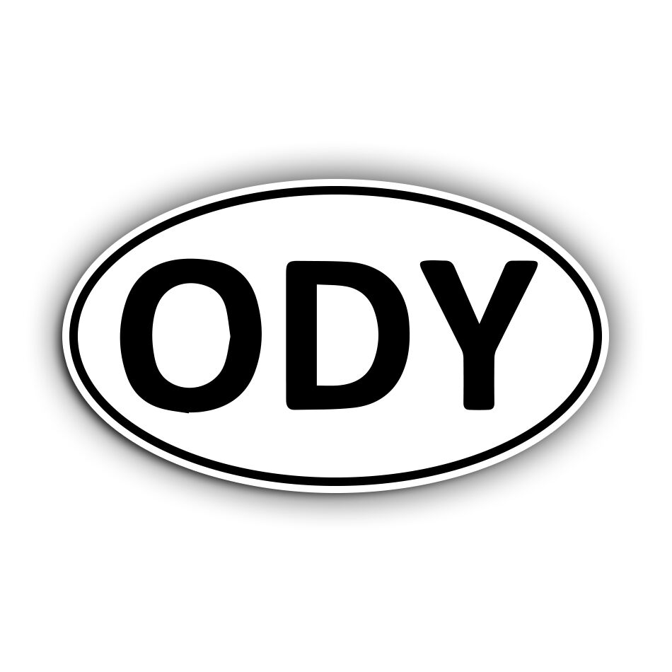 Image of Callaway Golf Odyssey Sticker