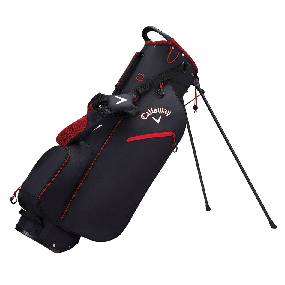 Image of Callaway Golf Hyper-Lite Zero Double Strap Stand Bag