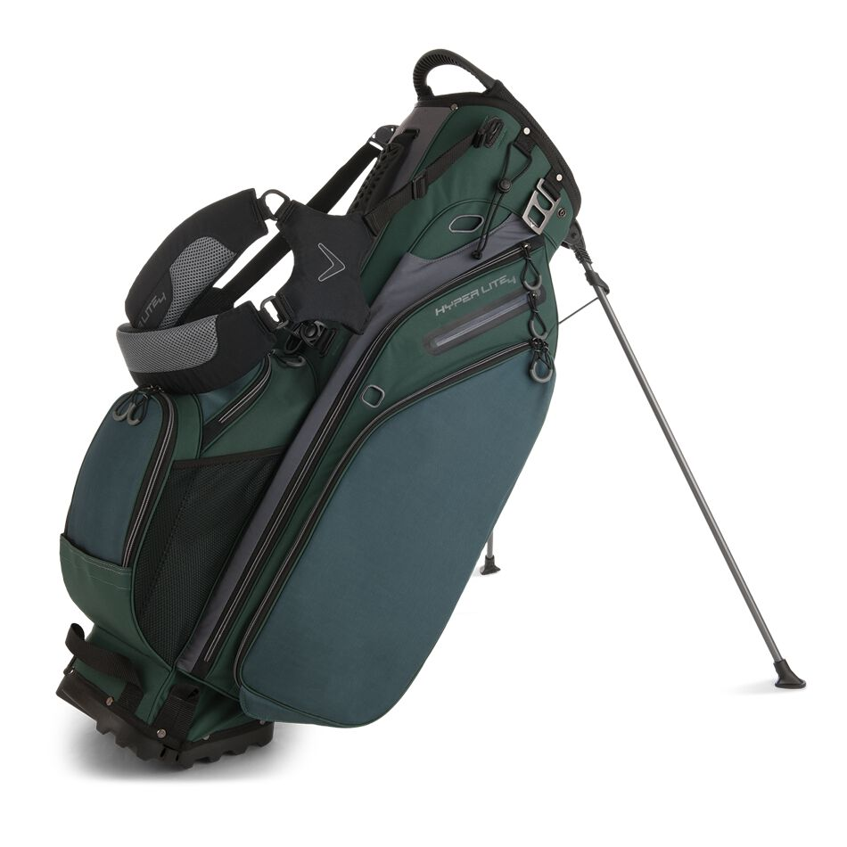 Image of Callaway Golf Hyper-Lite 4 Double Strap Stand Bag