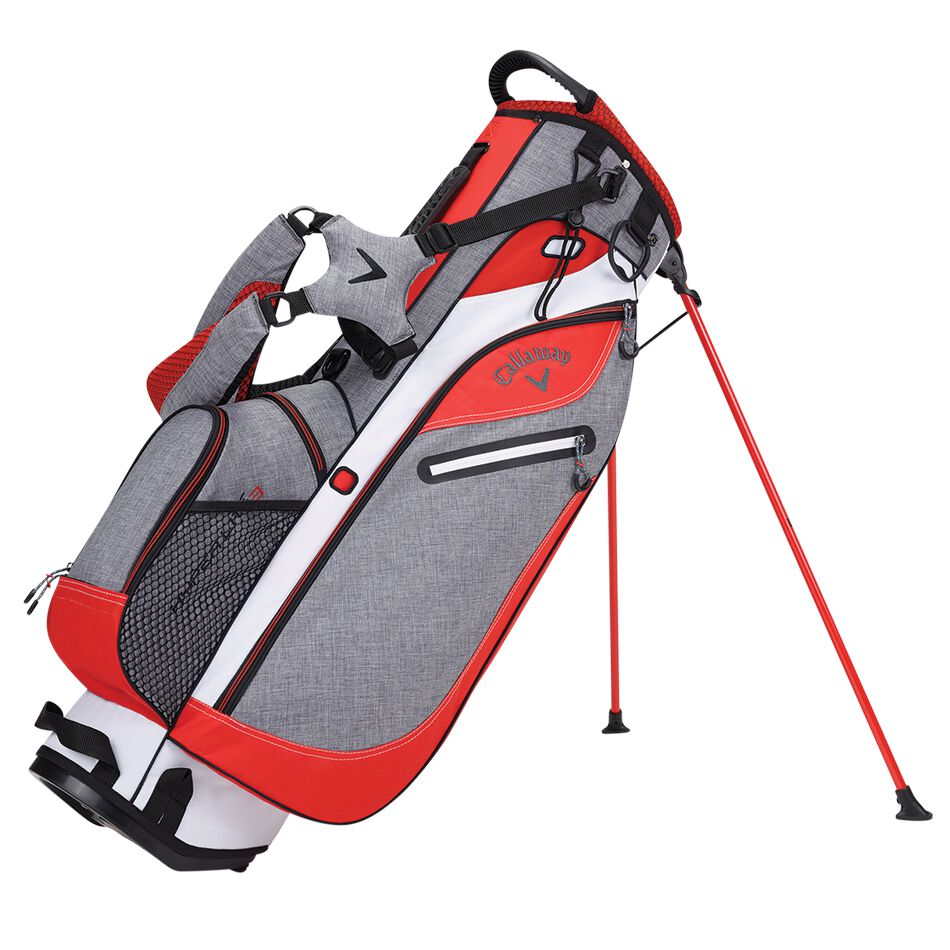 Image of Callaway Golf Hyper-Lite 3 Double Strap Stand Bag