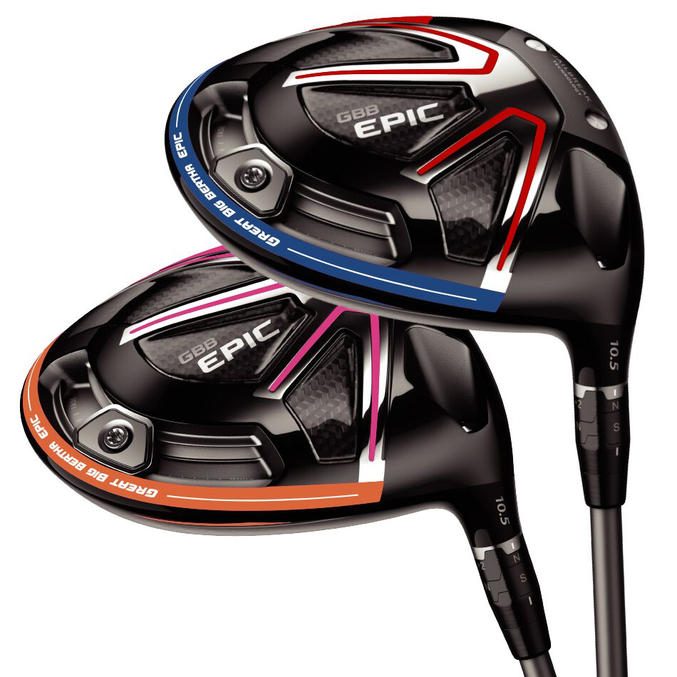 Image of Callaway Golf GBB Epic Custom Drivers