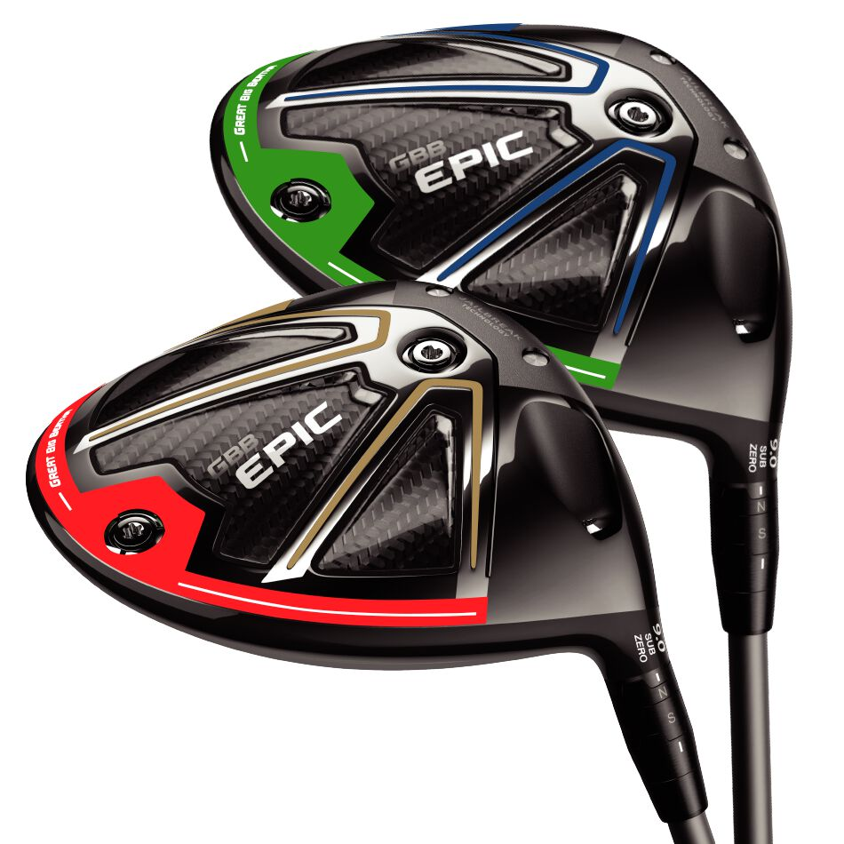 Image of Callaway Golf GBB Epic Sub Zero Custom Drivers