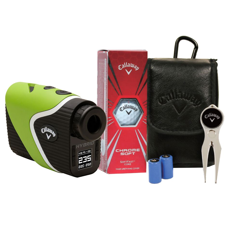 Image of Callaway Golf Hybrid Laser-GPS Rangefinder with Power Pack