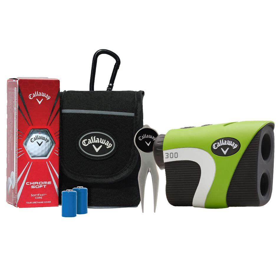 Image of Callaway Golf 300 Laser Rangefinder with Power Pack