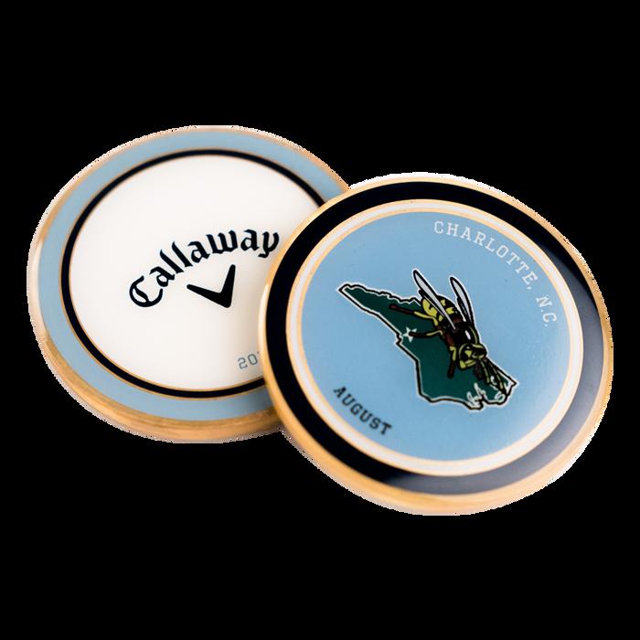 Callaway 2017 August Major Coin