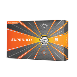 Superhot 15-Pack Golf Balls
