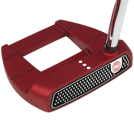 Odyssey O-Works Red Jailbird Mini Putter