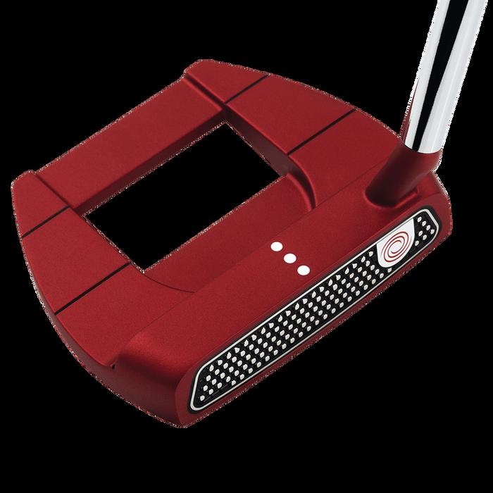 Odyssey O-Works Red Jailbird Mini S Putter