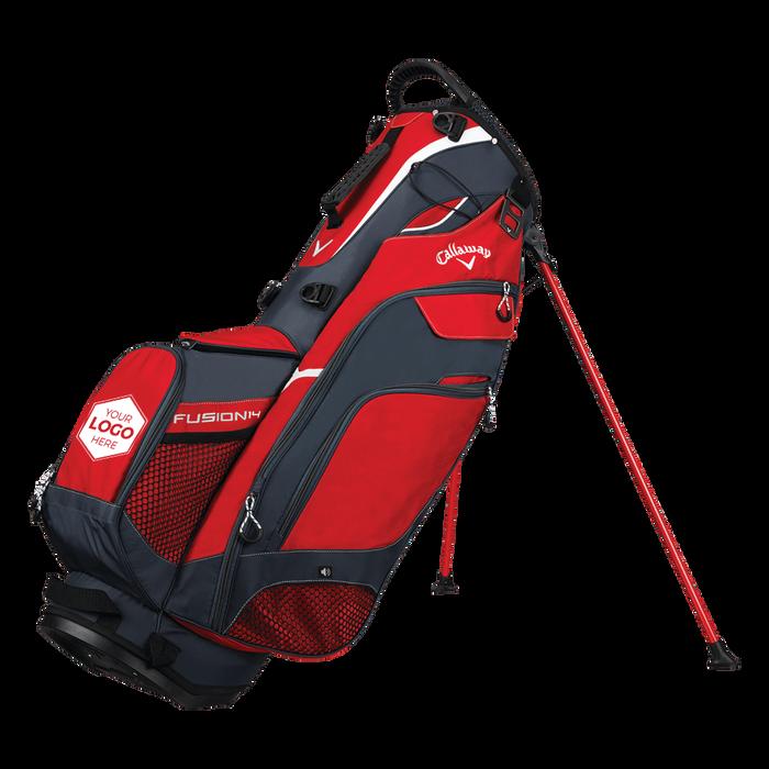 Fusion 14 Stand Logo Bag