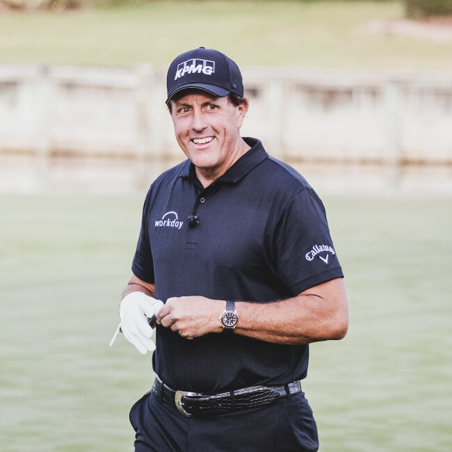 Phil Mickelson Player Profile Thumbnail