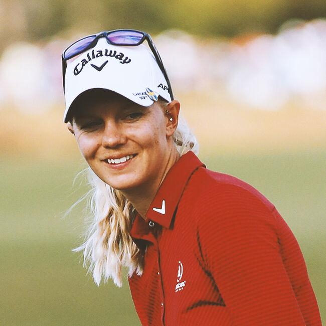 Madelene Sagström Player Profile Thumbnail