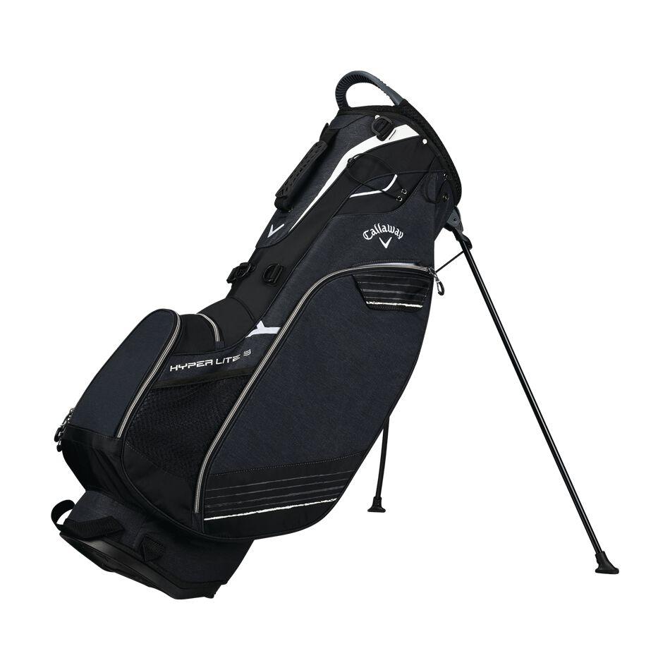 Image of Callaway Golf Hyper-Lite 3 Single Strap Stand Bag