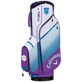 Chev Logo Cart Bag