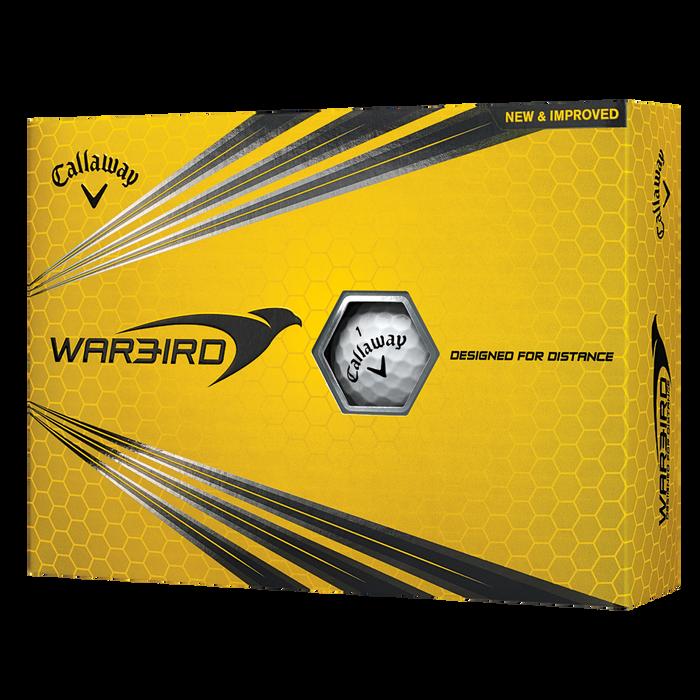Warbird Logo Golf Balls