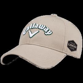 Heritage Twill Logo Cap