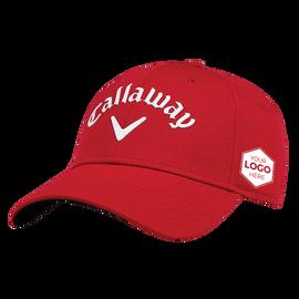 Liquid Metal Logo Cap
