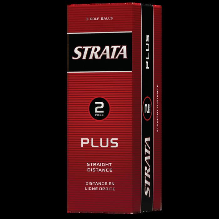 Strata Plus Golf Balls