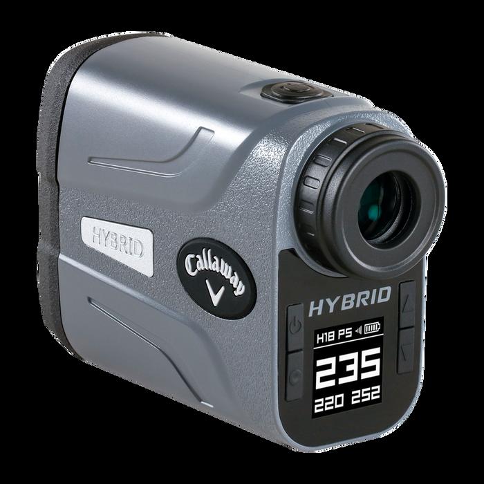 Hybrid Laser/GPS Rangefinder