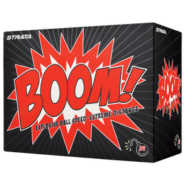 Strata Boom Golf Balls
