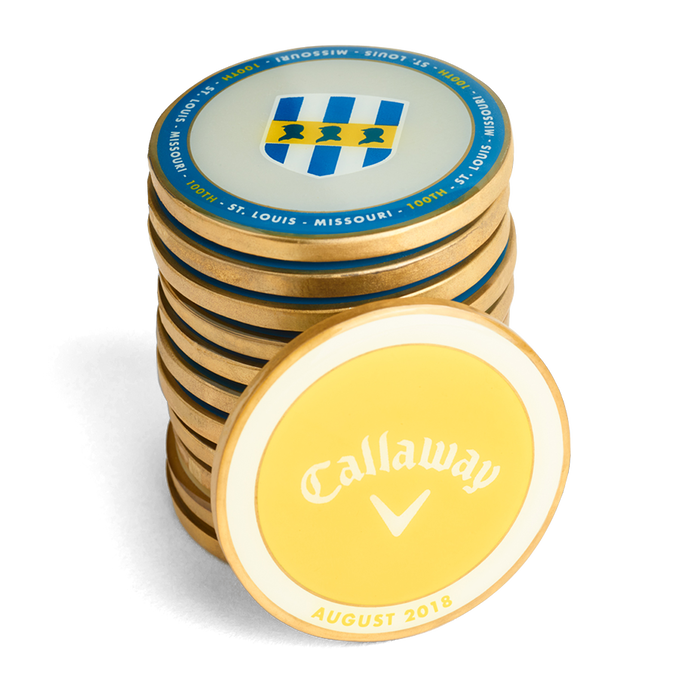 Callaway 2018 August Major Medallion