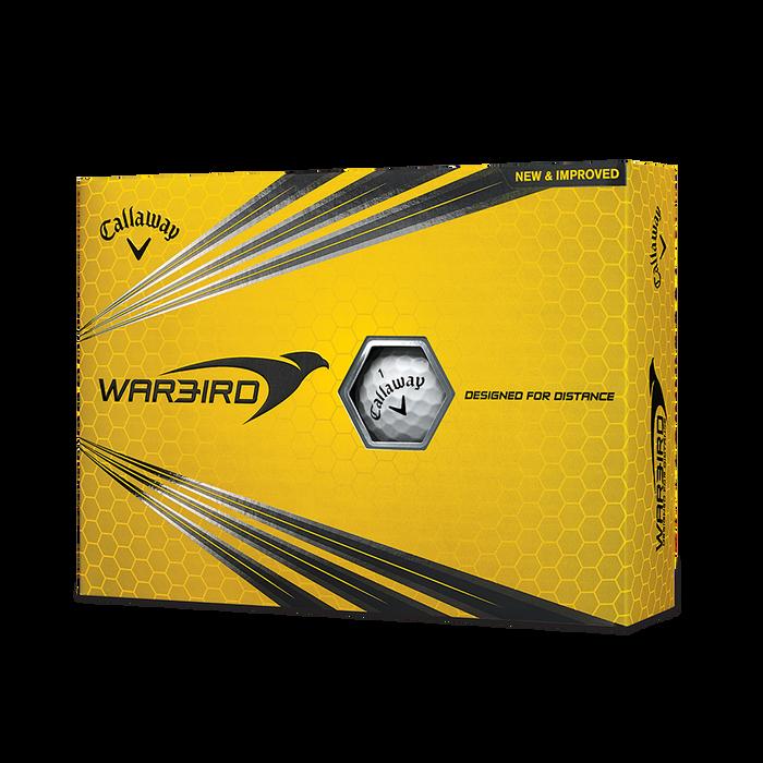 Warbird Golf Balls