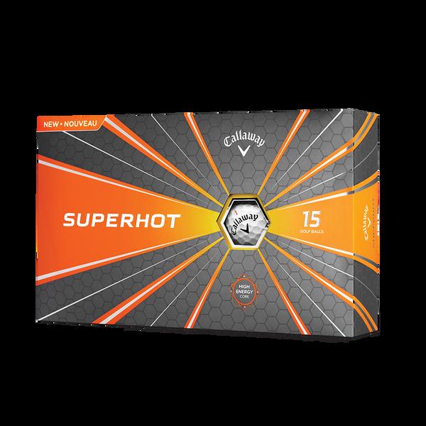 Superhot 15-Pack Golf Balls Technology Item