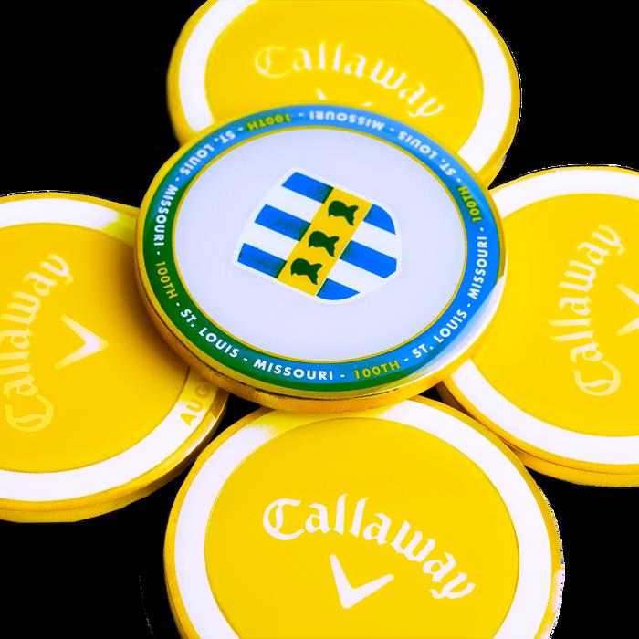 Callaway 2018 August Major Medallion