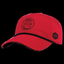 Rope Logo Cap
