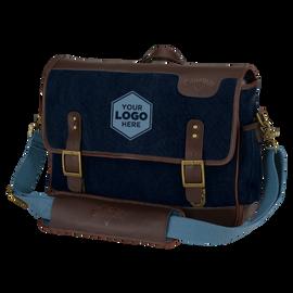 Tour Authentic Logo Messenger Bag