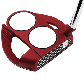 Odyssey O-Works Red 2-Ball Fang S Putter