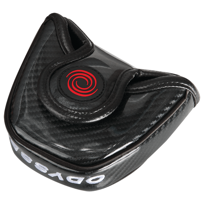 Odyssey O-Works Black 2-Ball Fang Putter