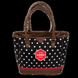Women's Uptown Logo Tote Bag