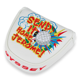 Odyssey Send It Home Jerome Mallet Headcover