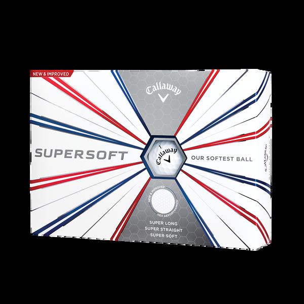 Supersoft Golf Balls Technology Item