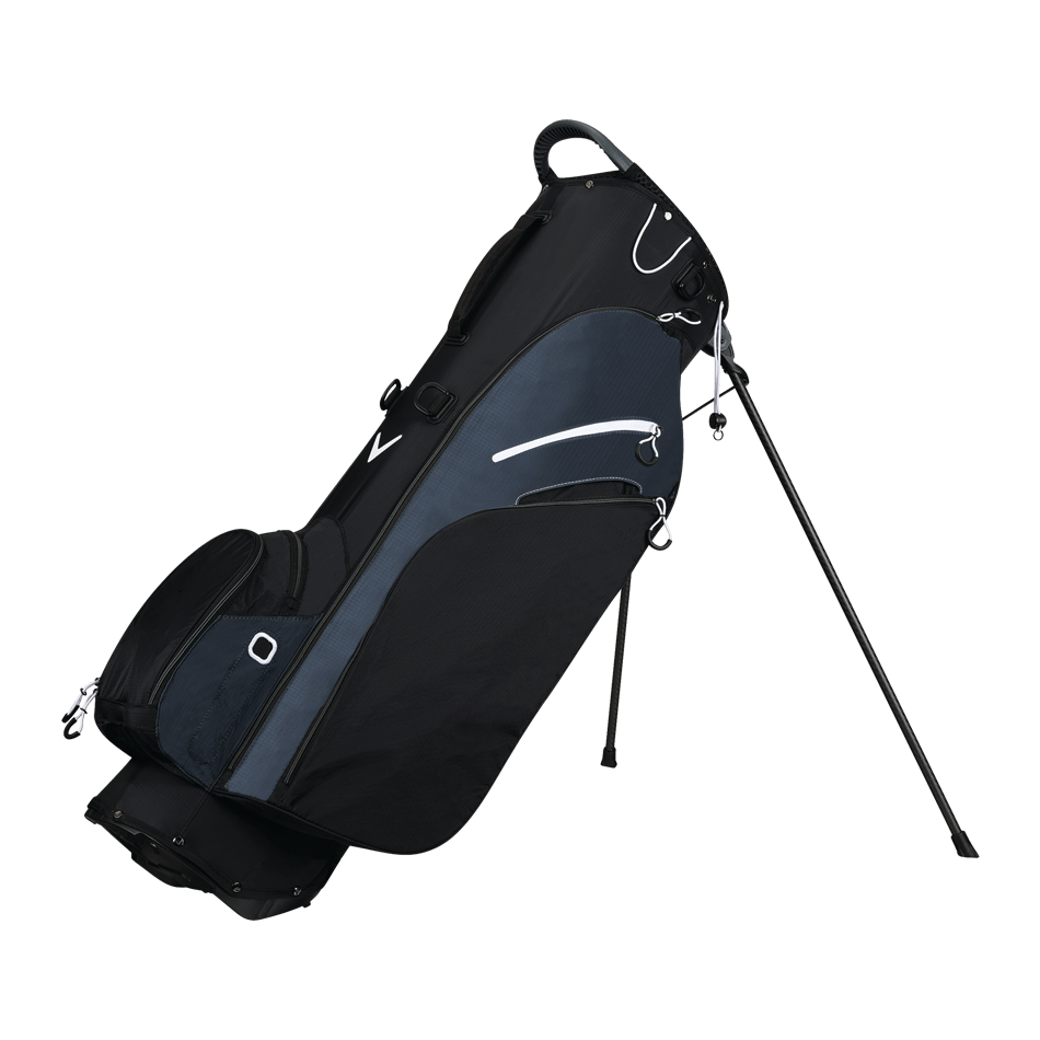 dec9297b6eb Callaway Golf Hyper-Lite 3 Double Strap Stand Bag