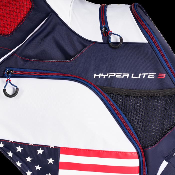 USA Hyper Lite 3 Stand Bag
