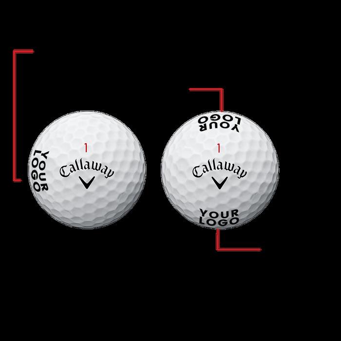 Supersoft Logo Golf Balls