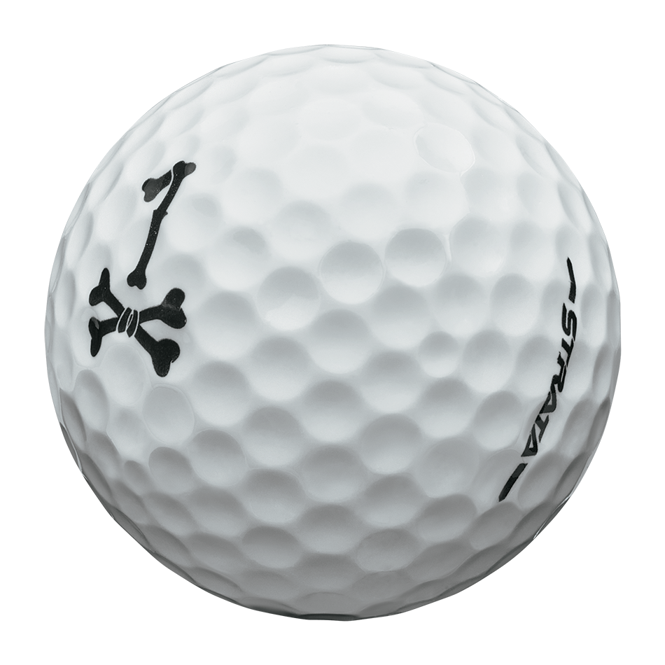 Strata Voodoo Golf Balls - View 2