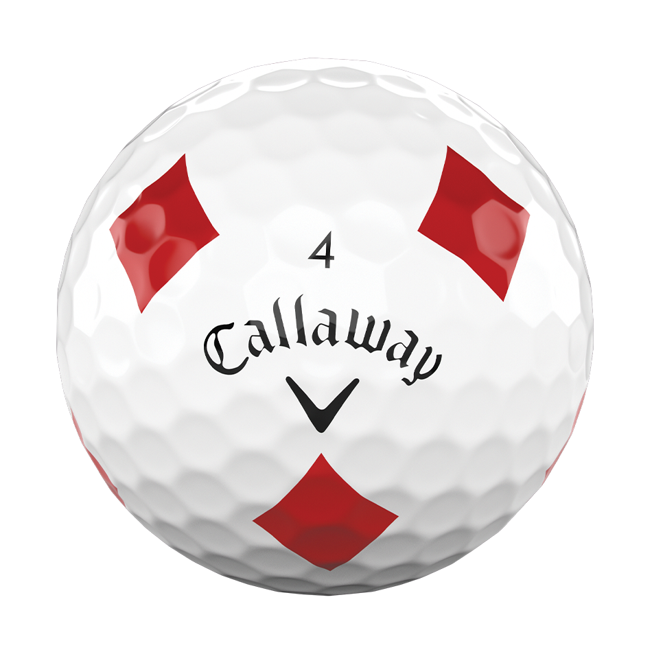 Chrome Soft Truvis Suits Golf Balls - View 4