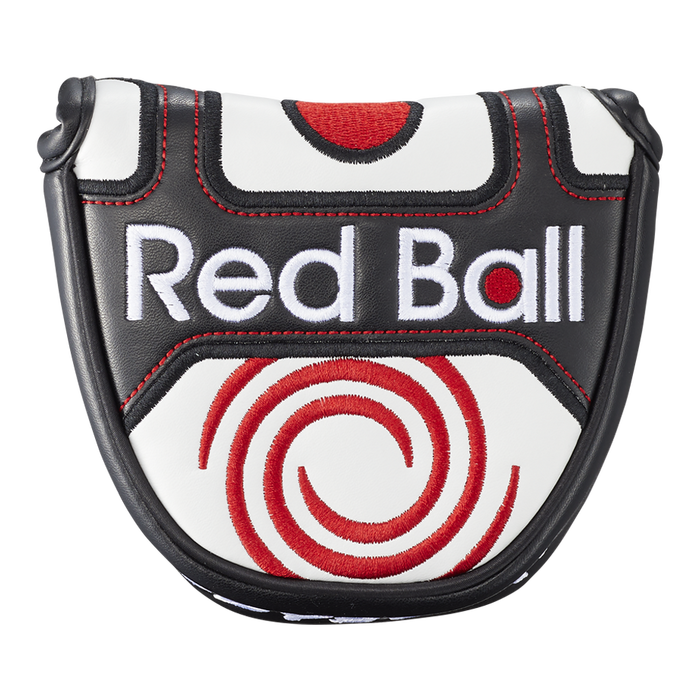 Odyssey Red Ball Putter - View 5