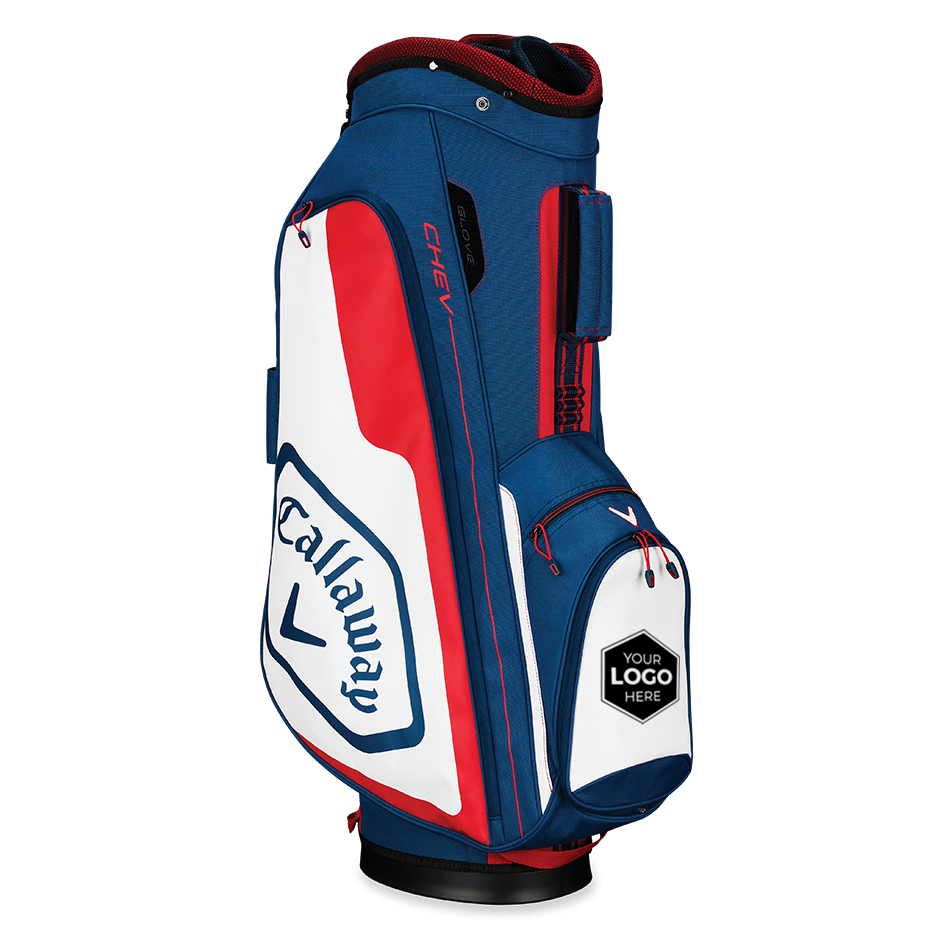 Chev Logo Cart Bag - View 2