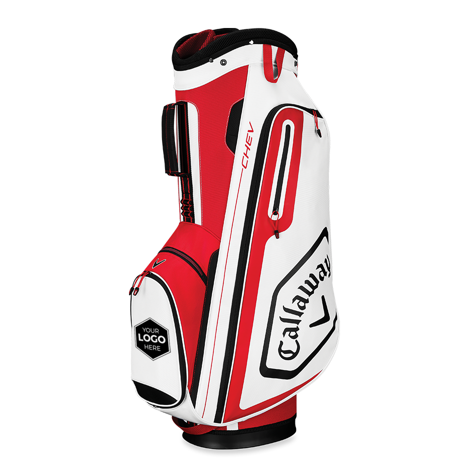 Chev Logo Cart Bag - View 1