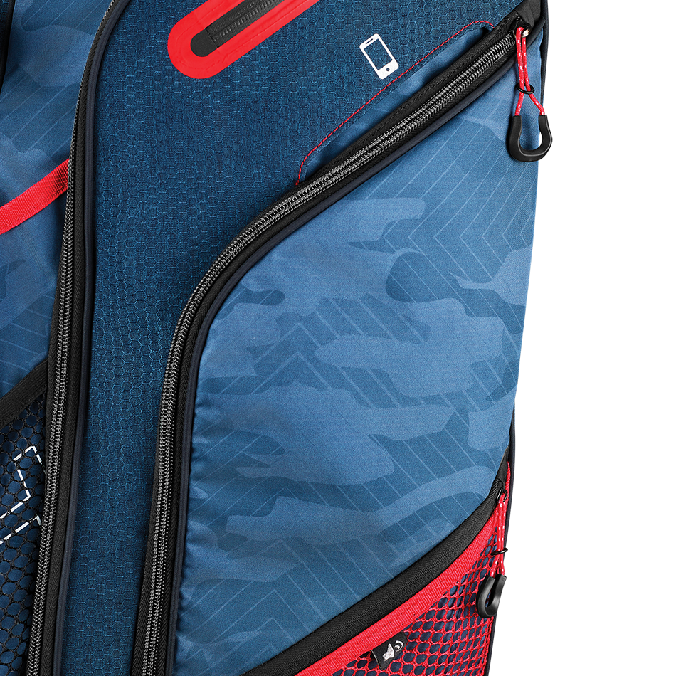 Fusion 14 Logo Stand Bag - View 3