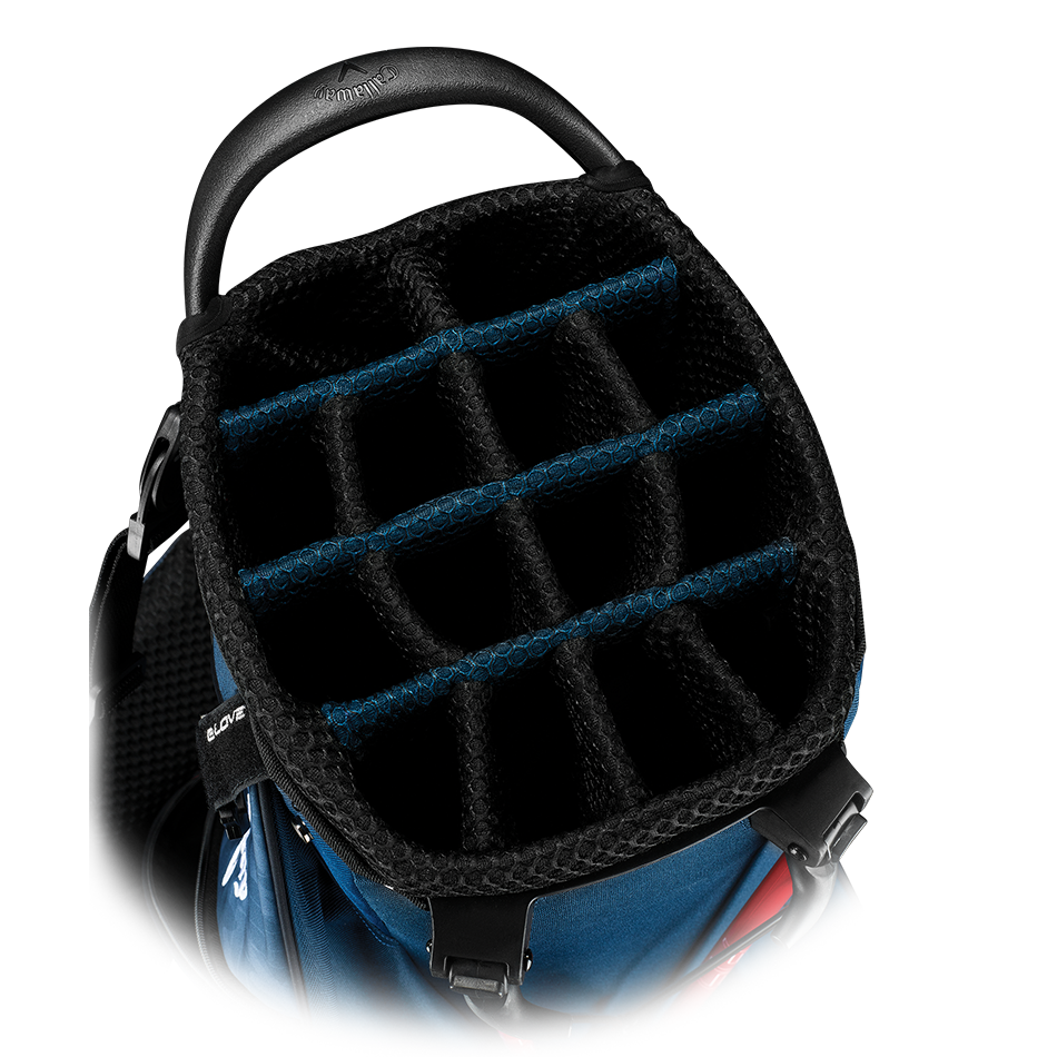 Fusion 14 Logo Stand Bag - View 4
