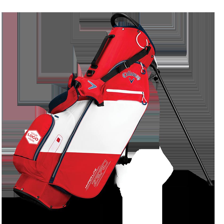 Hyper-Lite Zero Single Strap Logo Stand Bag - View 1