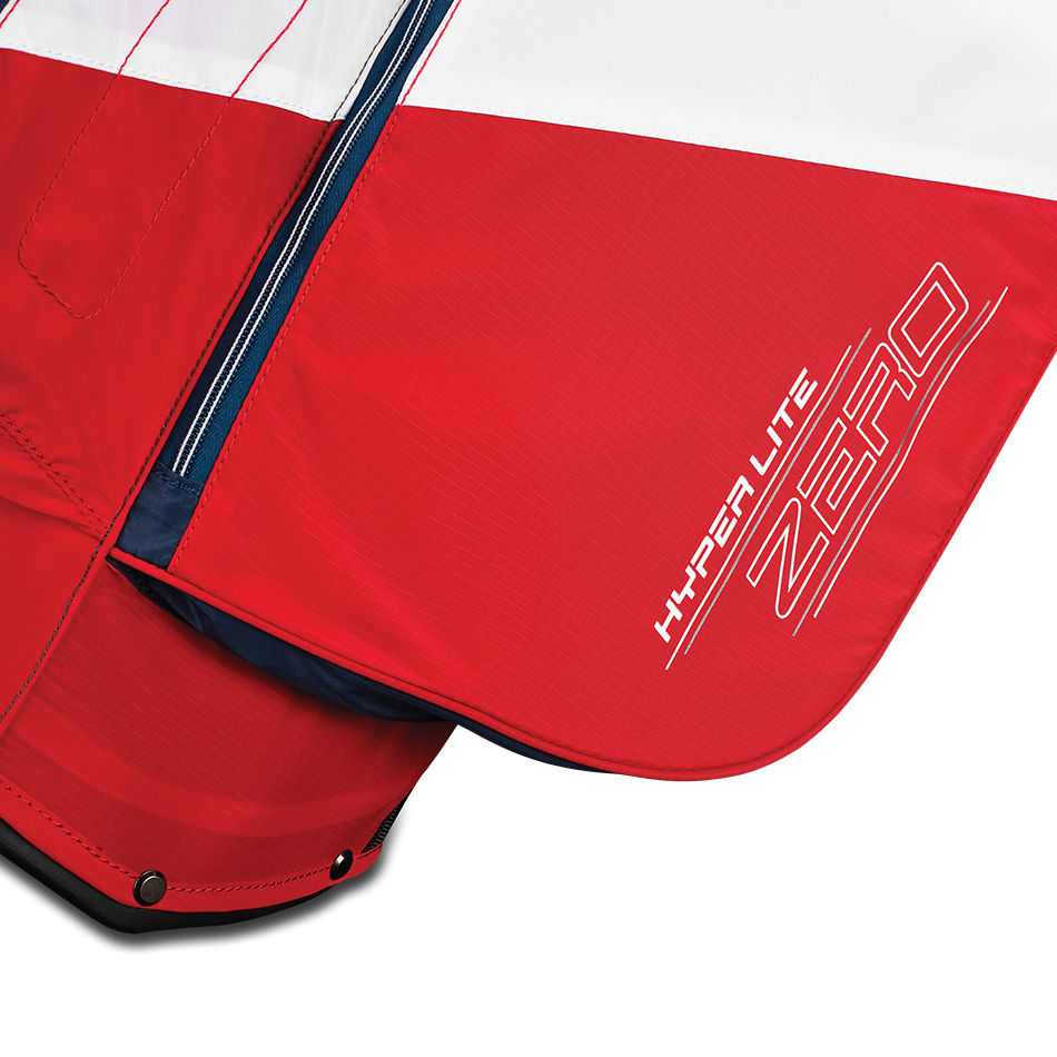 Hyper-Lite Zero Single Strap Logo Stand Bag - View 4