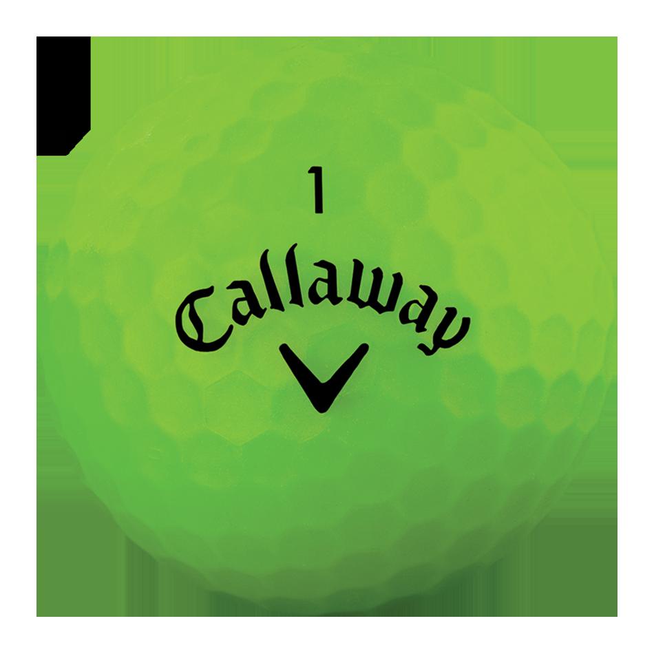 Superhot Bold Matte Green 15-Pack Golf Balls - View 3
