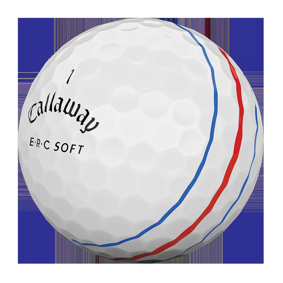 ERC Soft Logo Golf Balls - View 3